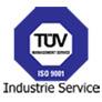 TÜV Industrie Service logo