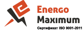 Логотип Энергомаксимум