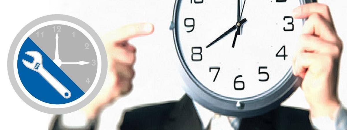Экономия времени доставки оборудования
