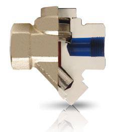 Конденсатоотводчик-термодинамический TDK-45