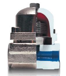 Термостатический-конденсатоотводчик TK-1