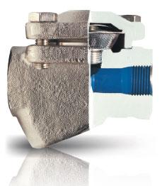 Термостатический-конденсатоотводчик TKK-2N