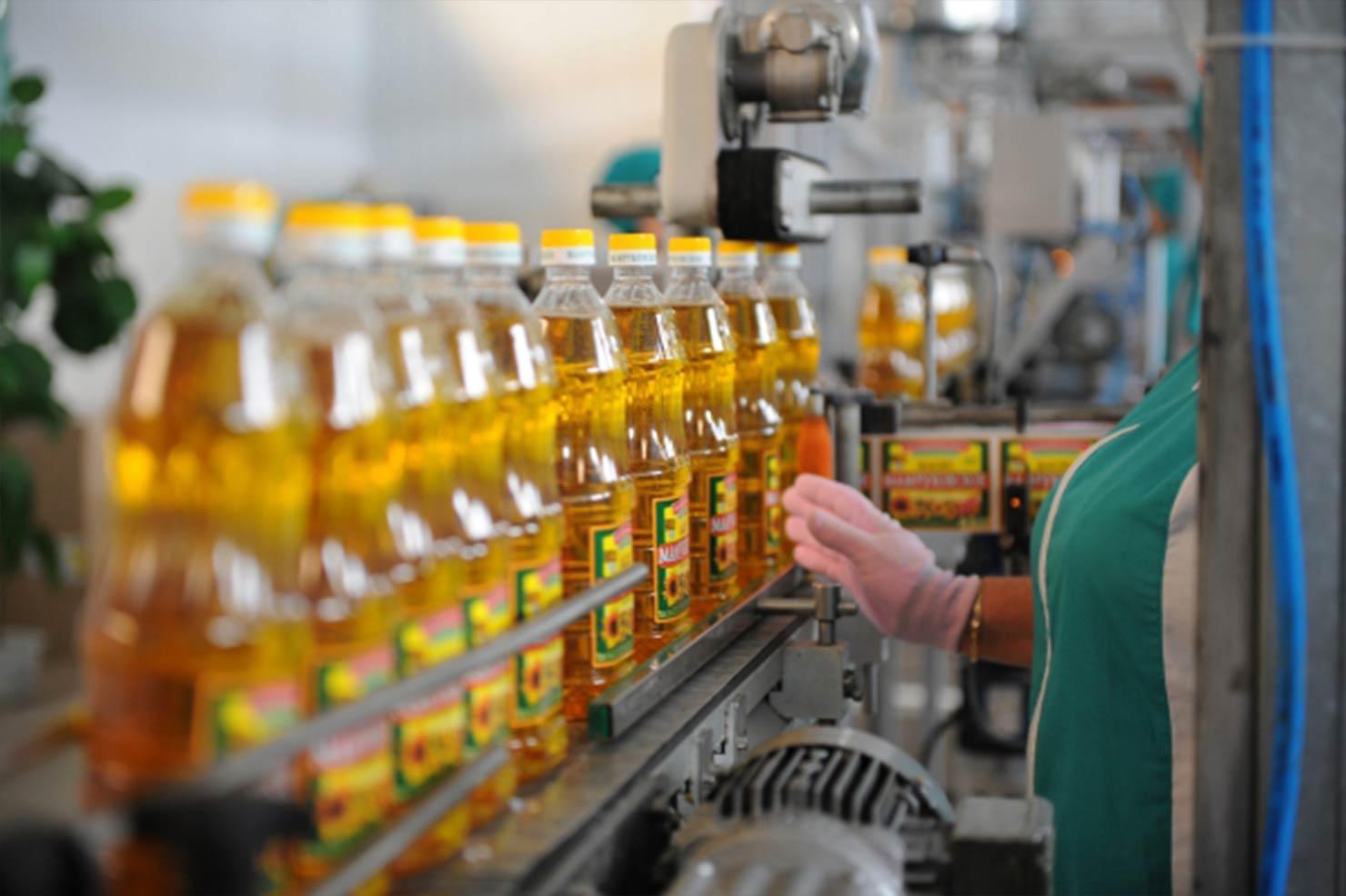 Установка оборудования на маслозавод