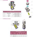 Конструкция конденсатоотводчика-термодинамического TDK-71