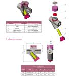 Конструкция конденсатоотводчика-термодинамического TDK-PS