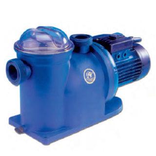 Самовсасывающие насосы для бассейнов с фильтром AG-JEC серии