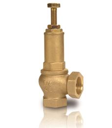 SV-254 предохранительный клапан из латуни