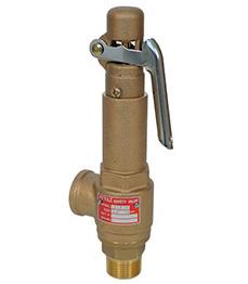 Клапан предохранительный L9-LB Ду15–Ду50
