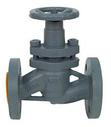 Поршневой запорный клапан PN16-DN65-200