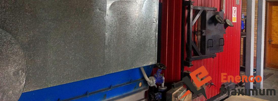 Модернизация колов и котельных, установка указательных стекол на котлы