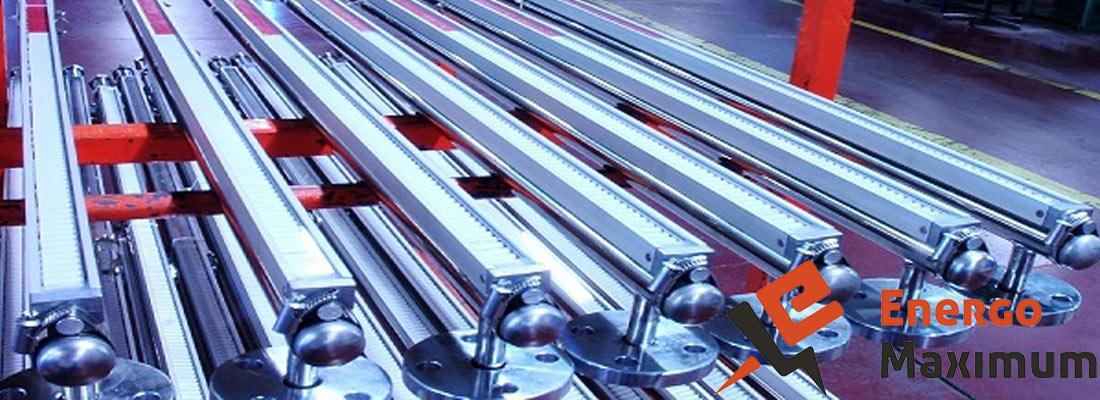 Уровнемер в системе автоматизации производства